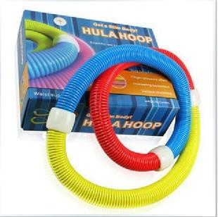 供应弹簧呼啦圈 减肥呼啦圈 健身呼啦圈 韩国热卖产品 批发直销