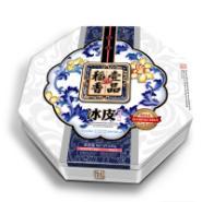 稻香村冰皮月饼鲍鱼月饼皇家珍品图片