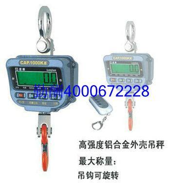 供应合肥10吨OCS-XZ-CCE电子直视吊秤