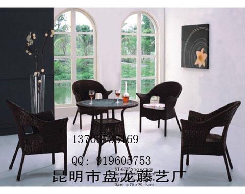 供应昆明藤椅沙发市场报价