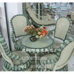 昆明仿藤椅昆明藤餐椅塑料藤沙发图片