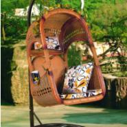 6077心花怒放带垫单人吊椅吊篮图片