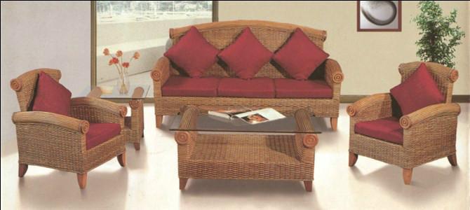 供应AB001圆扶手藤木家具昆明盘龙藤椅客厅藤椅家居系列,包房藤木椅
