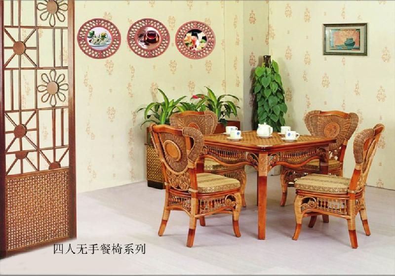 供应藤木餐桌椅,昆明藤木餐桌椅价格,昆明藤木餐桌椅批发厂家