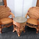 3003大骨沙发昆明盘龙藤椅家具图片