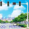 交通信号杆图片