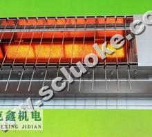 供应木炭型自动烧烤机图片