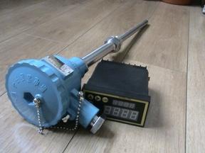 供应防爆温度报警器 JWB-CH-防爆温度显示器 温度控制器