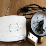 厂家直销 无线真空压力报警器 无线负压报警器 无线压力报警器