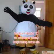 功夫熊猫卡通服装/卡通人偶图片