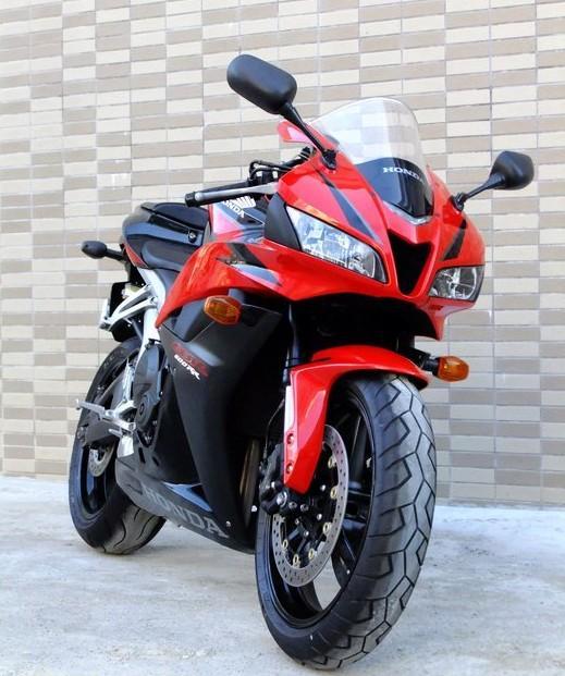 本田 本田供货商 供应碣石重型机车二手摩托车07年本田CBR600RR公图片