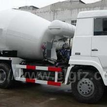 供应福田瑞琪4方混凝土搅拌运输车图片
