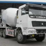 供应重汽混凝土搅拌车CLW5250GJBZ3型混凝土搅拌运输车