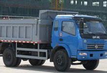 供应东风多利卡自卸式垃圾车/柴油垃圾车/垃圾车操作