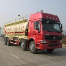 供应买东风前四后八散装饲料运输车到程力找王明昌-价格最低-质量最优