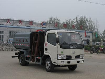 供应国内大型东风垃圾车生产厂家/ 西安哪里有垃圾车销售点