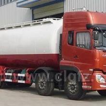 供应北辰东风天龙前四后八散装水泥运输/中型运输车价钱