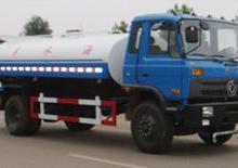 供应洒水车绿化喷洒车吨位的选择方法