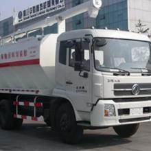 供应东风8吨散装饲料运输车