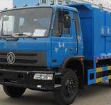 供应东风145垃圾车/垃圾车配件/垃圾车图片