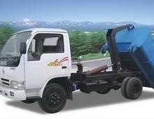 供應內蒙呼東風垃圾車/東風垃圾車品牌圖片