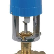 浮点式阀门温控器风机盘管集线器铸铜螺纹调节阀图片