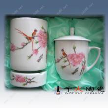 供应水点桃花,水点桃花瓷器,水点桃花茶具
