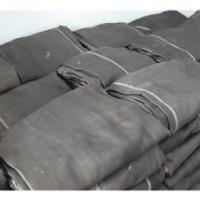 山东玻璃纤维除尘布袋价格低厂家 玻璃纤维针刺毡布袋批发厂家