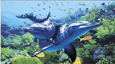 壁纸 动物 海底 海底世界 海洋馆 水族馆 鱼 鱼类 400_225