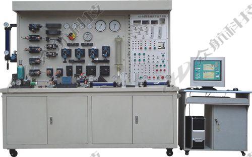 供应YCS-DII全功能电液伺服比例综合实验台
