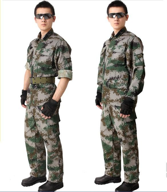 军用迷彩服 迷彩服专卖店 军用迷彩服装