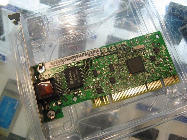 供应原装intel PWLA8391GT千兆网卡 特价:205