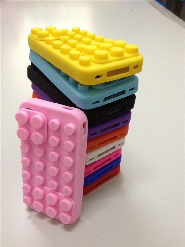 供应积木苹果手机套+各种款式手机套