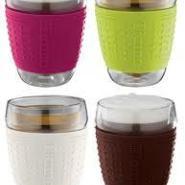 环保无毒硅胶杯盖图片