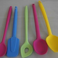 供应硅胶汤勺/硅胶餐具