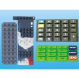 供应硅胶遥控器按键制品厂