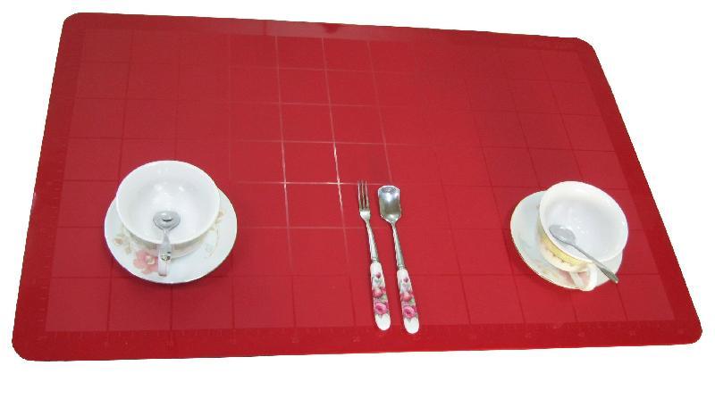 供应硅胶餐具防滑垫
