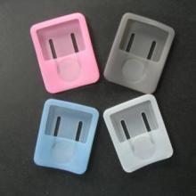 供应MP3硅胶套/硅胶数码产品防护套