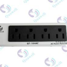 供应4路电源插座模块批发