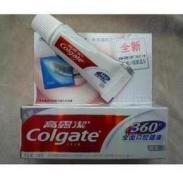 高露洁正品新360美白牙膏套装图片