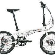 美国大行折叠自行车KAA084碟刹18速图片