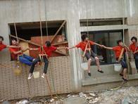 供应吊板清洗外墙作业