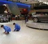 供应车展清洁昆明哪里提供服务丨昆明车展清洁多少钱