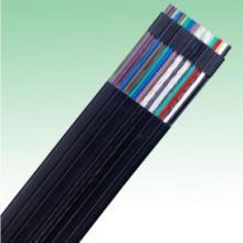 上海中柔厂家供应中柔双钢丝电梯随行梅花扁电缆带钢丝耐磨耐弯曲批发
