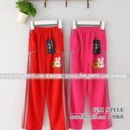 儿童秋裤批发市场便宜的童装裤子批图片