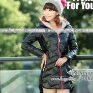 2012年新款冬装韩版风衣外套棉衣批图片