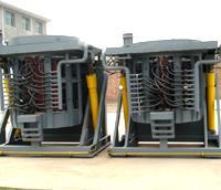 供应3T节能熔炼炉厂家  3T节能熔炼炉设备