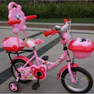 儿童自行车/男女童车12寸14寸16寸图片