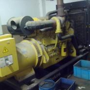 广州康明斯发电机组回收图片