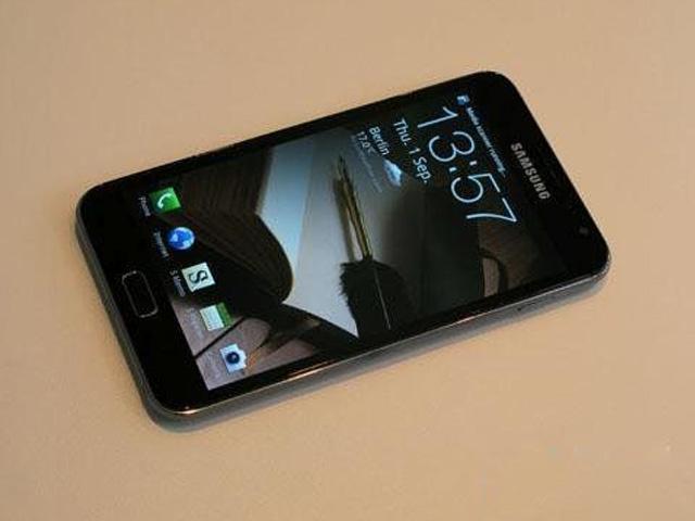 三星最新款手机图片